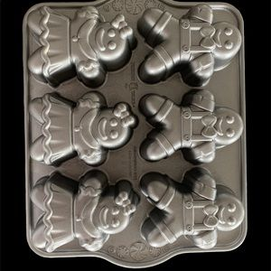 Nordic Ware gingerbread mold  -  Never used